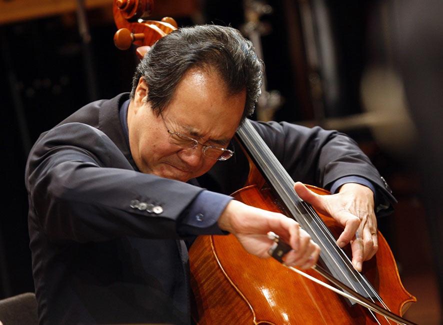 马友友大提琴音乐作品合集