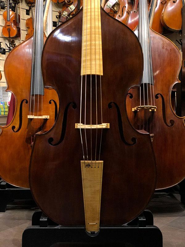 低音提琴的设计和工艺