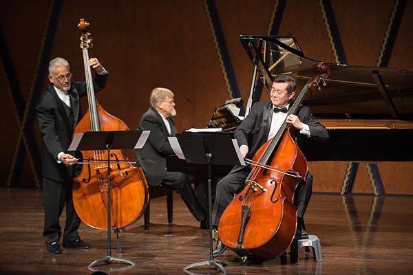 上海大提琴老师,留欧大提琴演奏家亲自授课