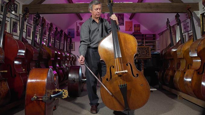 倍大提琴和低音贝斯,是一种乐器吗?