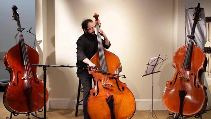 古典音乐之:独领风骚的低音贝斯