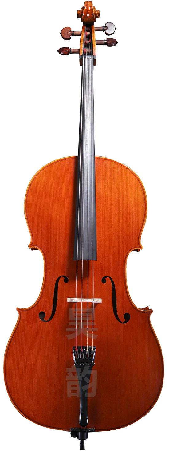 演奏级大提琴面板