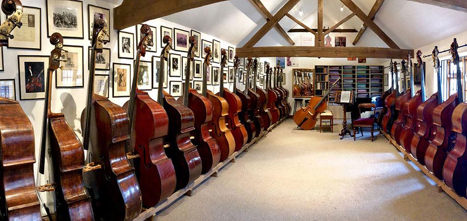 低音提琴的法国弓和德国弓,我应该选择哪个?
