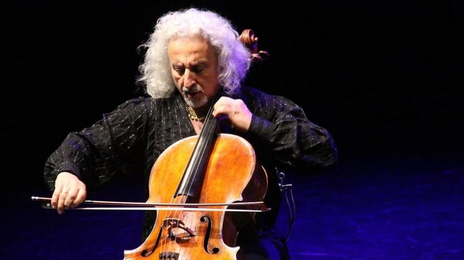 活在弦上的大提琴演奏家-米沙.麦斯基