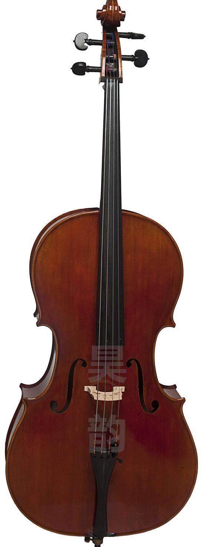 虎皮纹演奏级大提琴