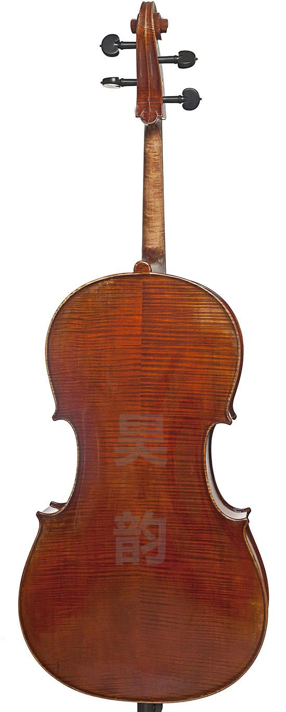 欧料4/4仿古大提琴
