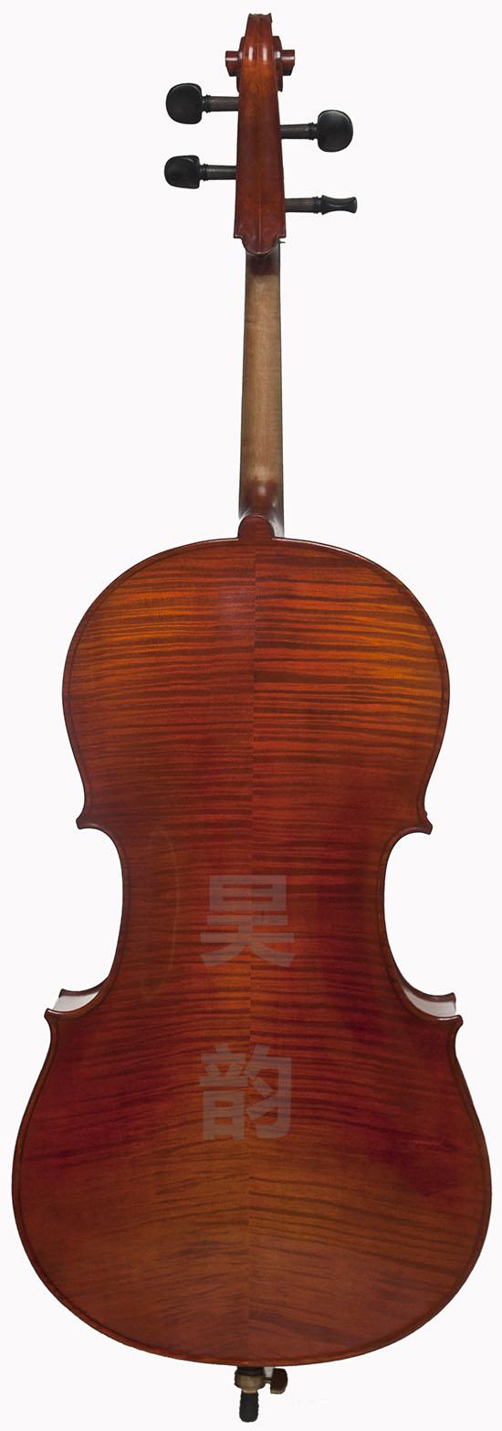 拼板虎纹大提琴