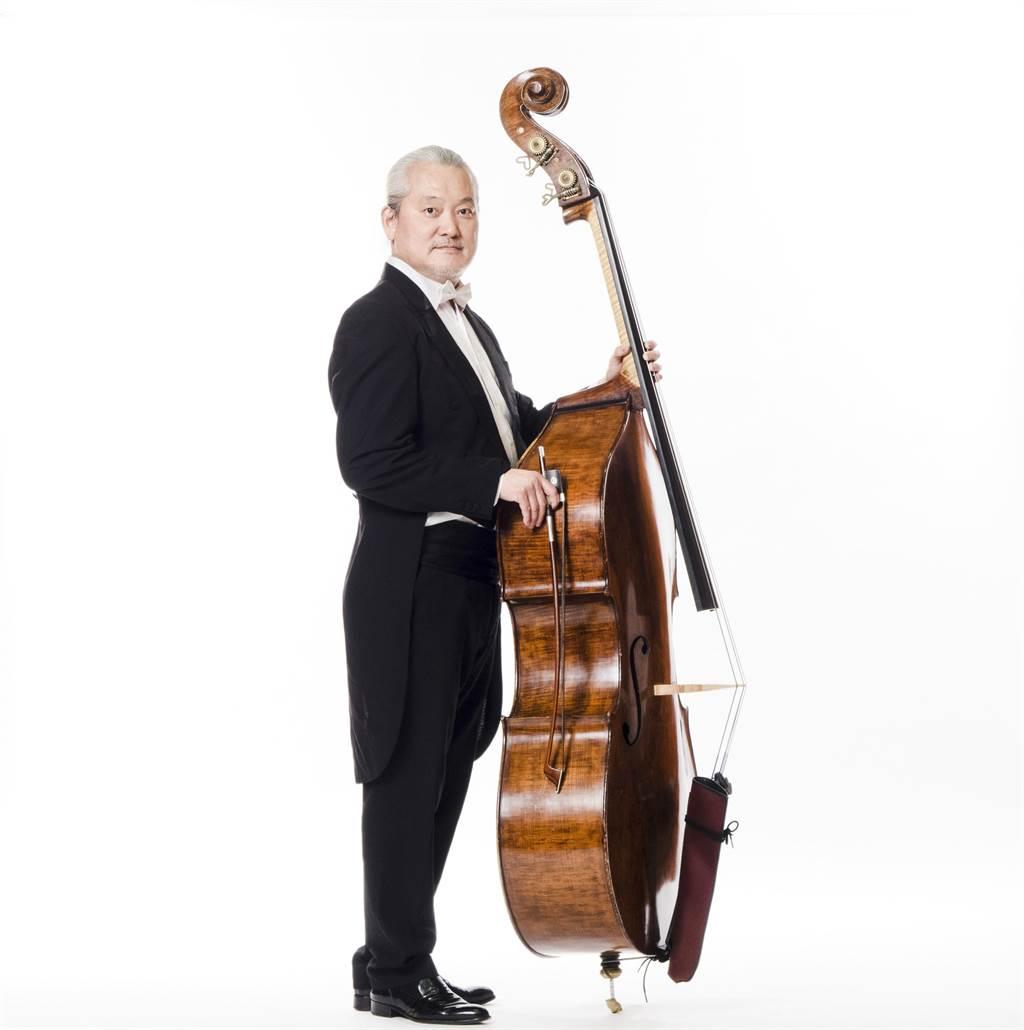 傅永和:用低音提琴演奏巴赫无伴奏大提琴组曲