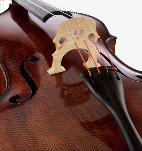 低音提琴琴码