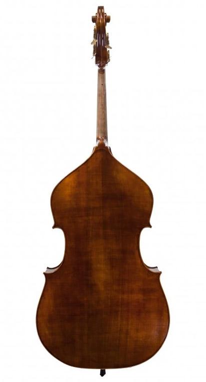 深色普级低音提琴