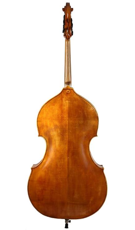 德国圆角低音提琴