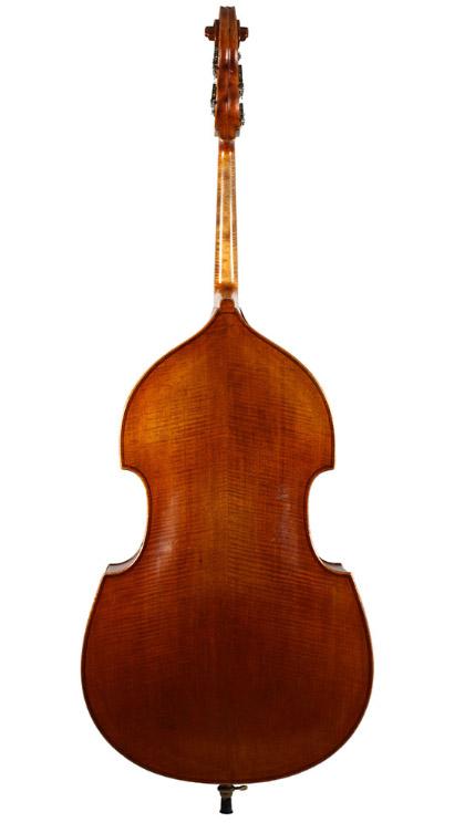 圆角欧料低音提琴