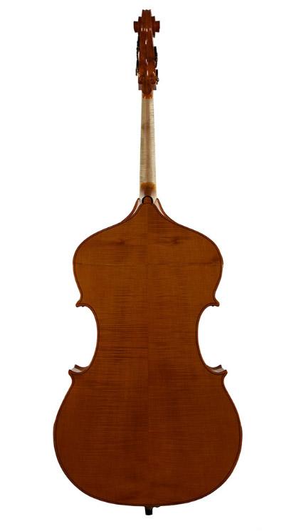 高档尖角低音提琴