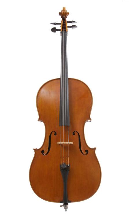哑光欧料演奏大提琴