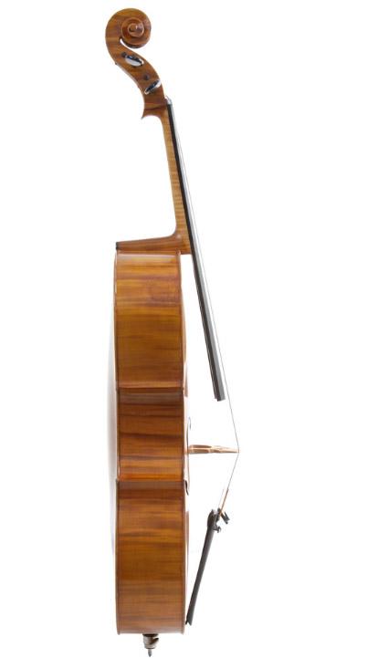 欧料大提琴侧板