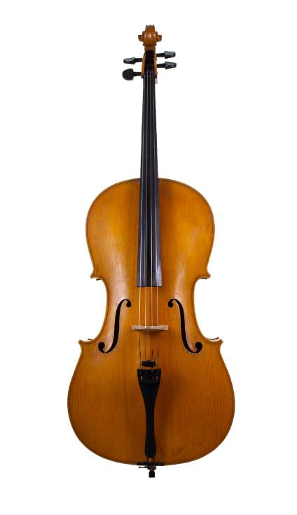 大提琴面板