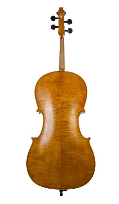大提琴的背板