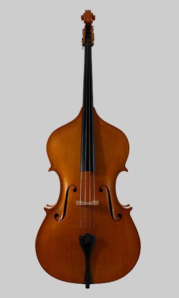 低音提琴的起源于历史