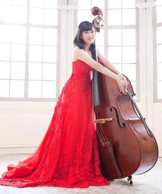 新锐低音提琴家陈亚諠扬名国际