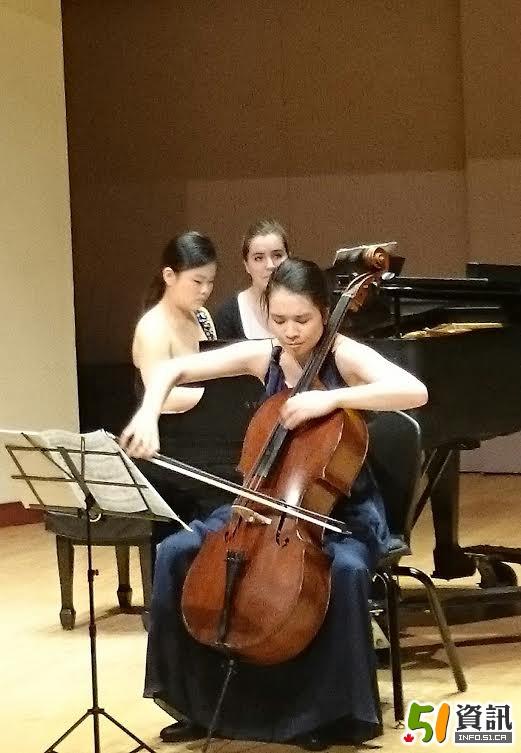 学大提琴的张韫斯:名家之后不辱门楣