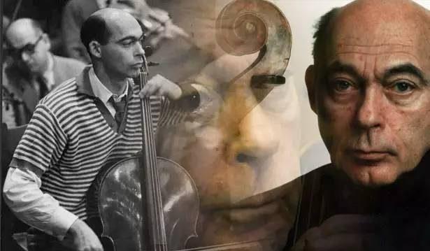 美国籍匈牙利裔大提琴家亚诺什·斯塔克