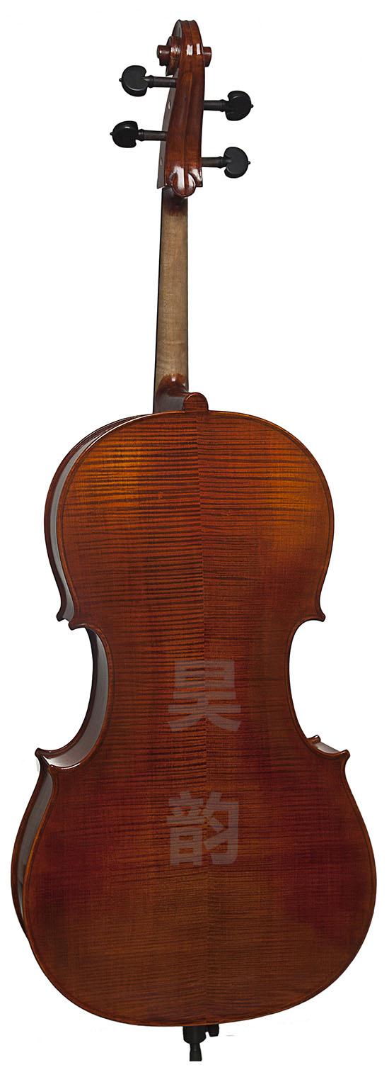 虎皮纹欧料3/4大提琴