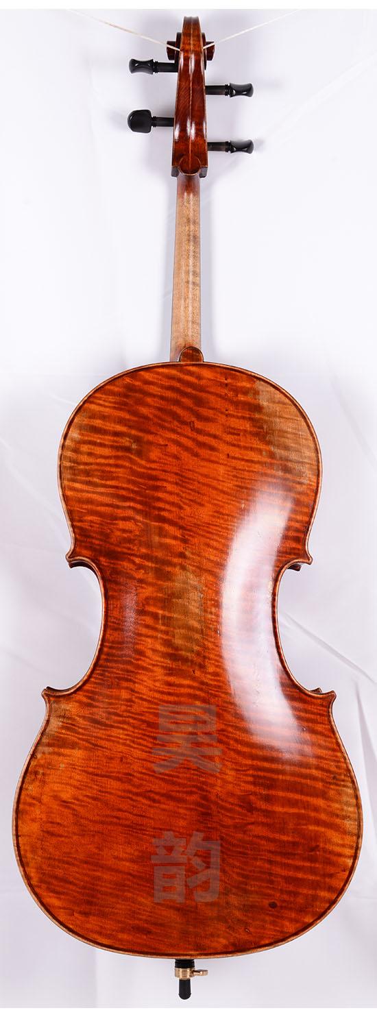 独板仿古大提琴
