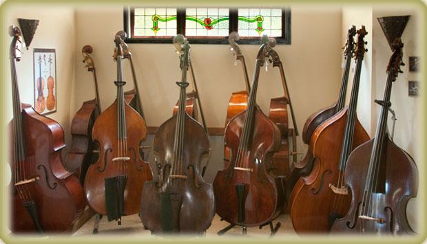 冷门乐器-低音大提琴简介