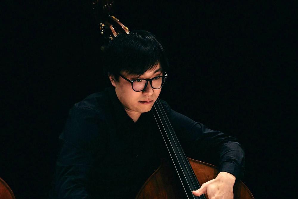 法国国家广播爱乐乐团乐手|低音提琴家张玮祐
