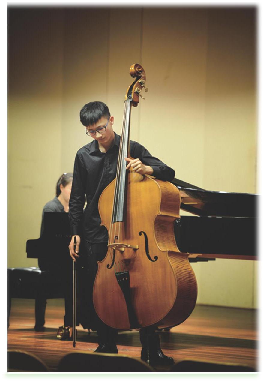 """张越:我的低音提琴""""不归路"""""""