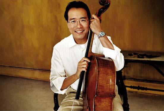 """大提琴演奏家马友友的""""丝路之旅"""""""