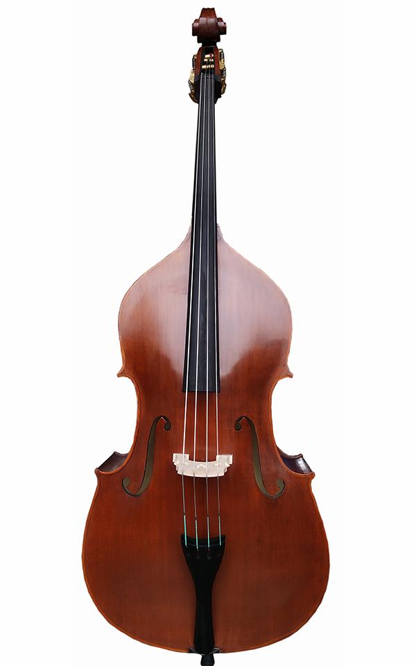 尖角平油3/4倍大提琴