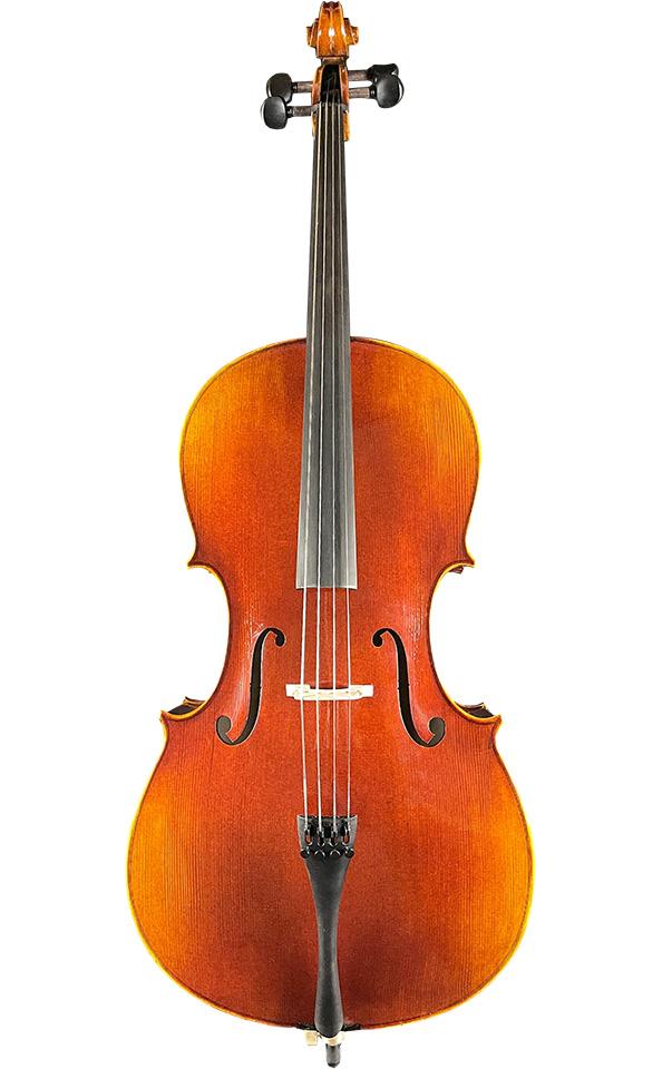 大虎纹B级仿古大提琴