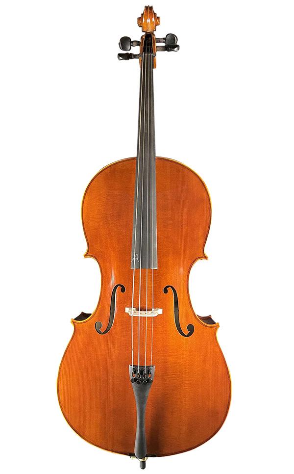 A级手工大提琴色标油漆