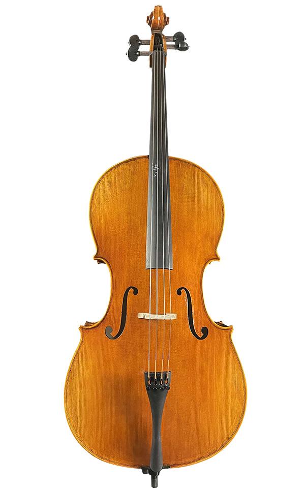 欧料德式仿古手工大提琴