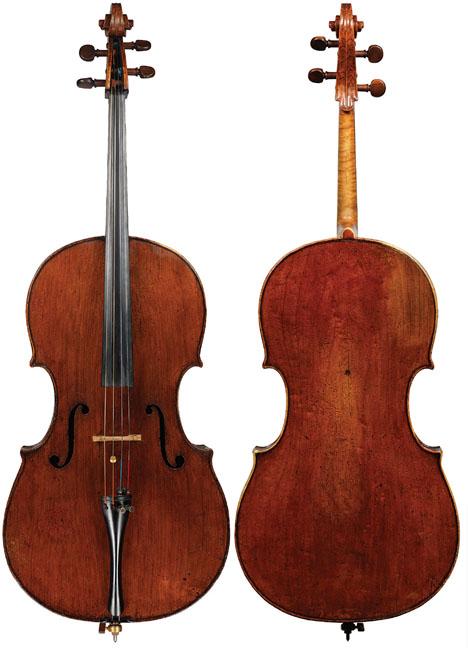 阿马蒂1622大提琴