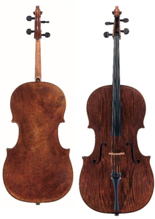 乔瓦尼·格兰奇诺1693年大提琴