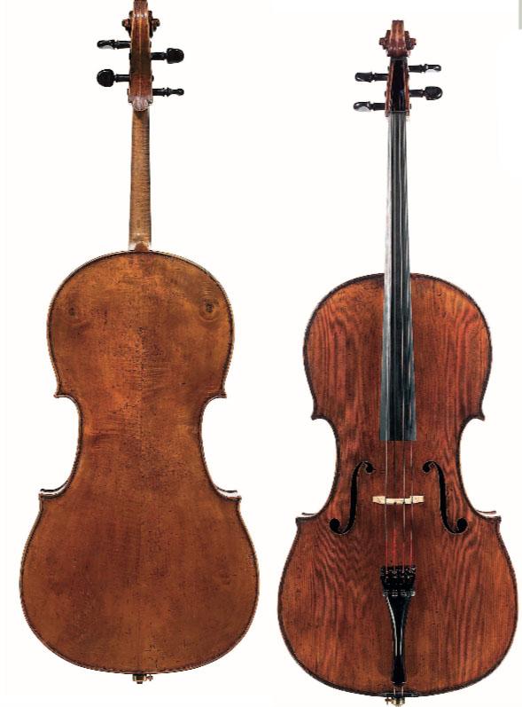 贾科莫·里沃尔塔1817年大提琴