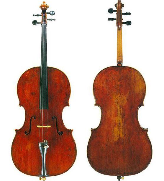 朱塞佩·瓜内里1692'filius Andreae' 大提琴