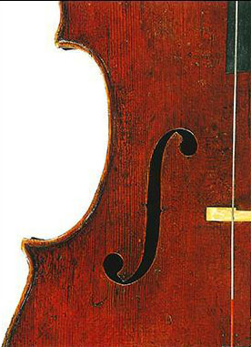 filius Andreae'大提琴音孔
