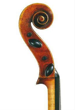 filius Andreae'大提琴琴头