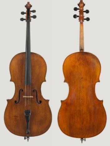 世界名琴赏析:Francesco Rugeri 大提琴 c.1680
