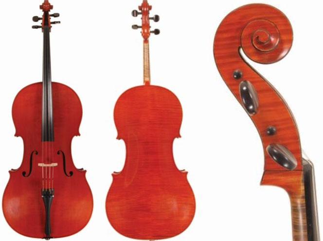 保罗布兰查德1899年大提琴