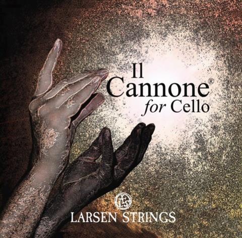 好物推荐:拉森大提琴弦'Il Cannone'