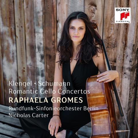 拉斐拉·格罗姆斯:浪漫大提琴协奏曲