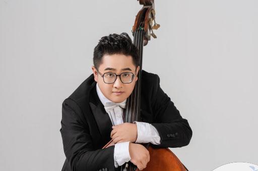成都弦律文化李政嘉,低音提琴老师一对一教学