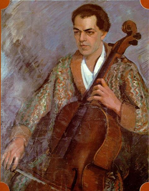 维拉.罗伯斯和大提琴:为巴西发声