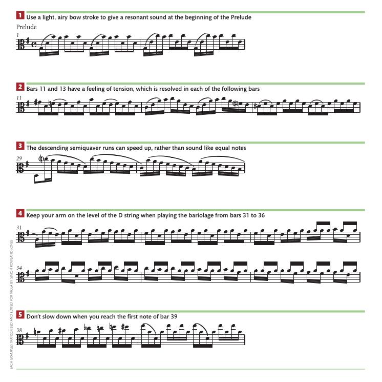 巴赫G大调第一大提琴组曲