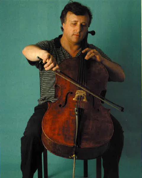 Raphael Wallfisch 谈找到正确的大提琴位置