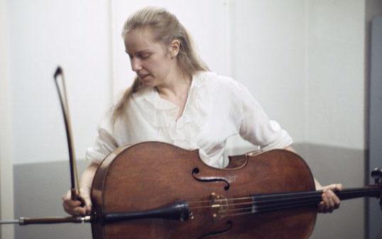 杰奎琳·杜普雷埃尔加大提琴协奏曲